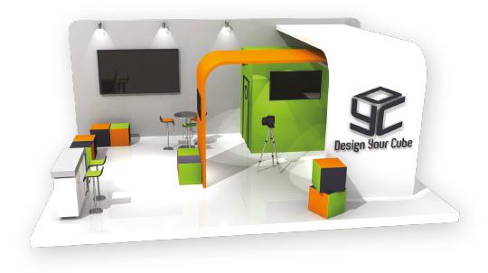 Corporate rubik 39 s photo cube for Architecture ephemere definition